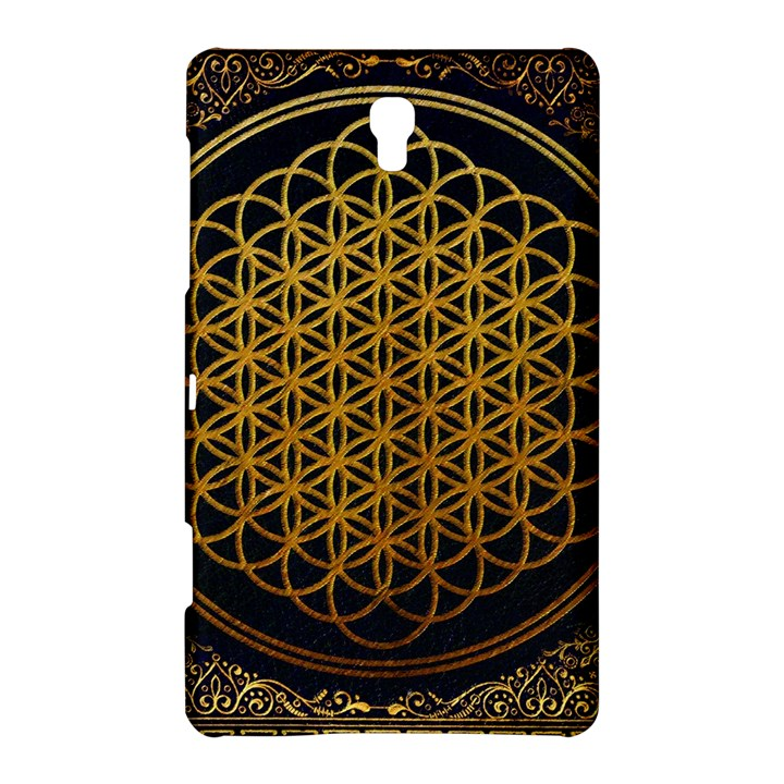 Bring Me The Horizon Cover Album Gold Samsung Galaxy Tab S (8.4 ) Hardshell Case