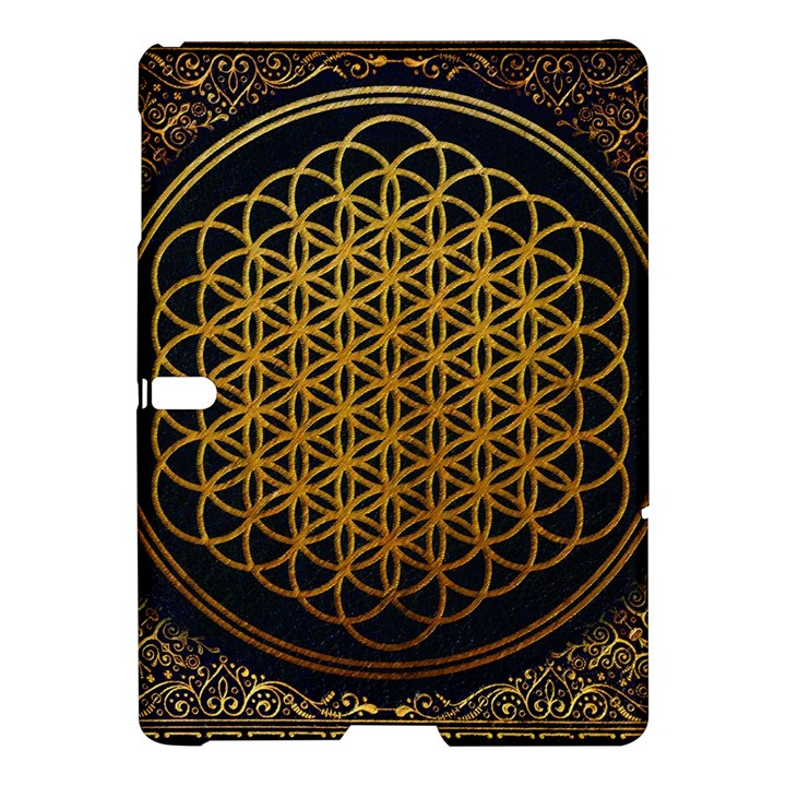 Bring Me The Horizon Cover Album Gold Samsung Galaxy Tab S (10.5 ) Hardshell Case