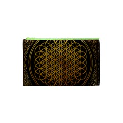 Bring Me The Horizon Cover Album Gold Cosmetic Bag (XS)