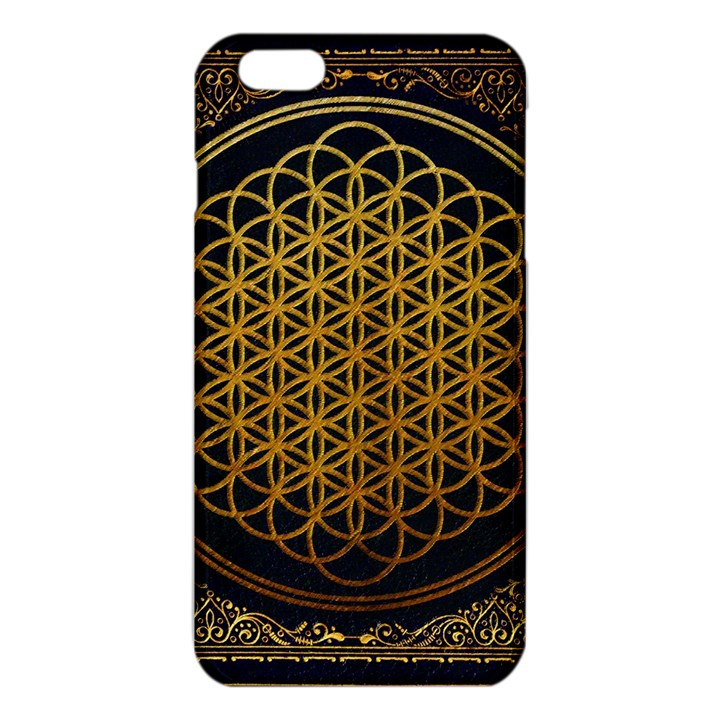 Bring Me The Horizon Cover Album Gold iPhone 6 Plus/6S Plus TPU Case