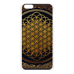 Bring Me The Horizon Cover Album Gold Apple Seamless iPhone 6 Plus/6S Plus Case (Transparent)