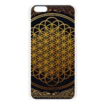 Bring Me The Horizon Cover Album Gold Apple Seamless iPhone 6 Plus/6S Plus Case (Transparent) Front
