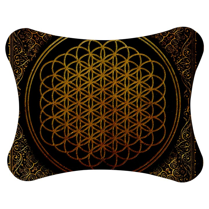 Bring Me The Horizon Cover Album Gold Jigsaw Puzzle Photo Stand (Bow)