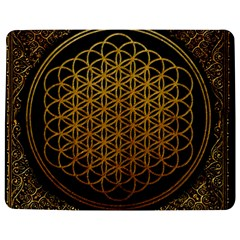 Bring Me The Horizon Cover Album Gold Jigsaw Puzzle Photo Stand (Rectangular)