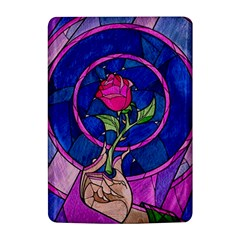 Enchanted Rose Stained Glass Kindle 4