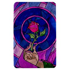 Enchanted Rose Stained Glass Kindle Fire (1st Gen) Hardshell Case