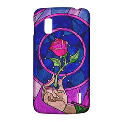 Enchanted Rose Stained Glass LG Nexus 4