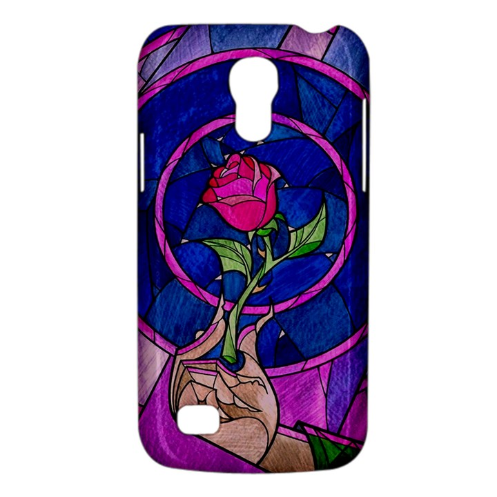 Enchanted Rose Stained Glass Galaxy S4 Mini