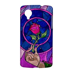 Enchanted Rose Stained Glass LG Nexus 5