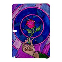 Enchanted Rose Stained Glass Samsung Galaxy Tab Pro 12.2 Hardshell Case