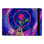Enchanted Rose Stained Glass Samsung Galaxy Tab Pro 10.1  Flip Case Front