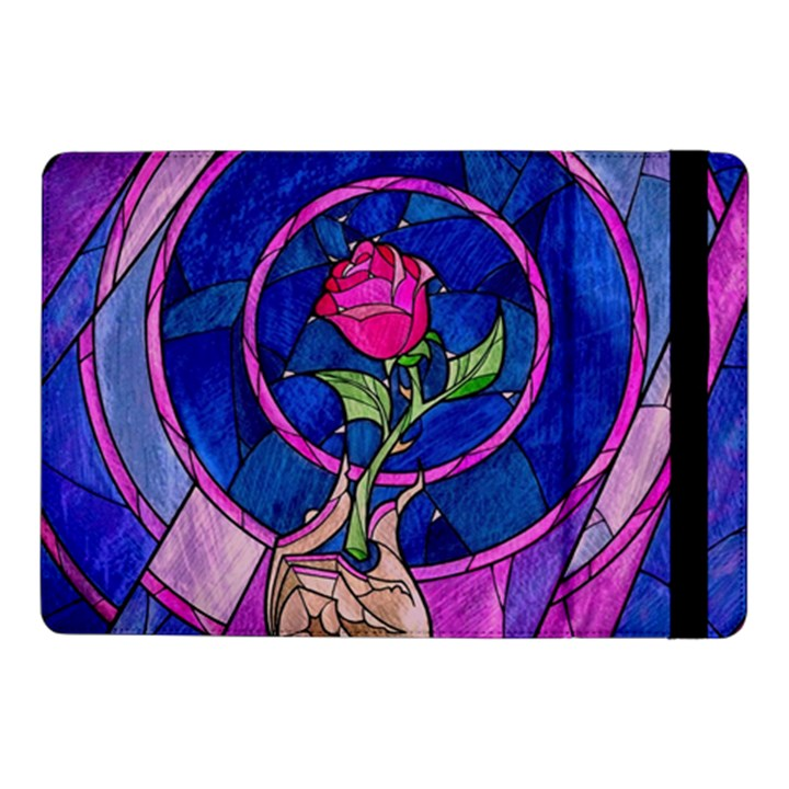 Enchanted Rose Stained Glass Samsung Galaxy Tab Pro 10.1  Flip Case