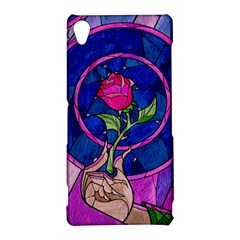 Enchanted Rose Stained Glass Sony Xperia Z3
