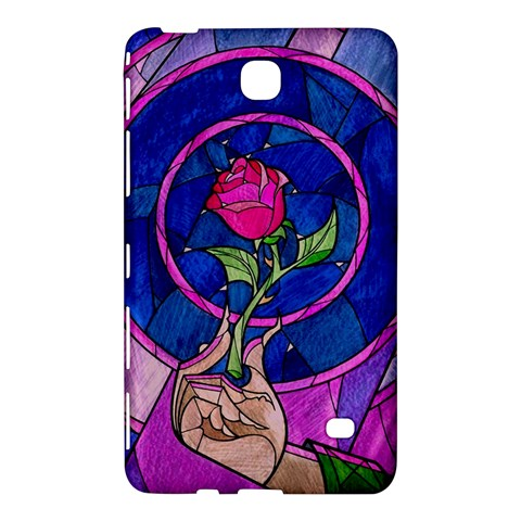 Enchanted Rose Stained Glass Samsung Galaxy Tab 4 (8 ) Hardshell Case