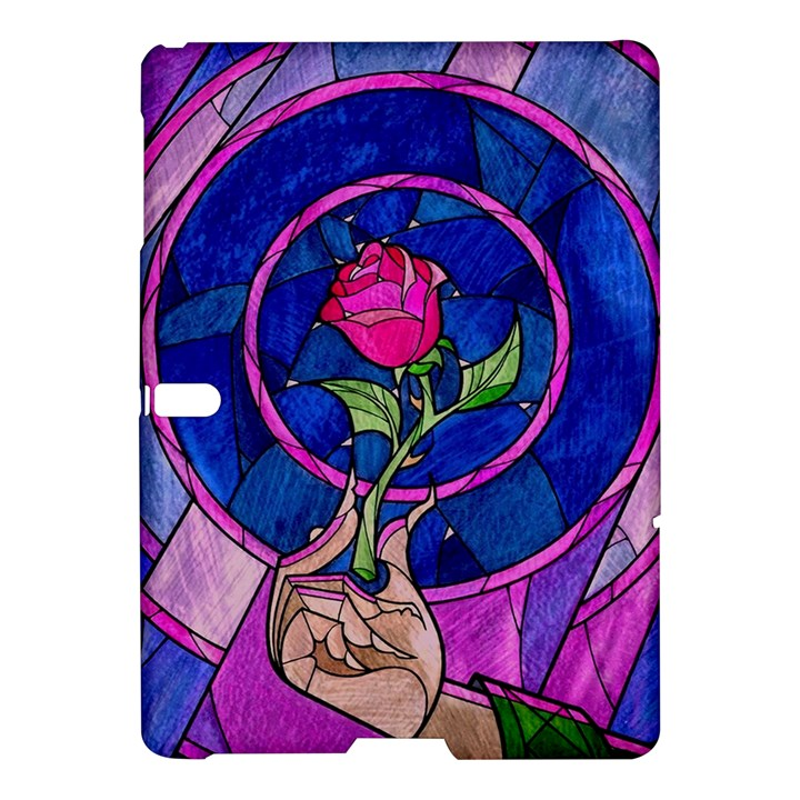 Enchanted Rose Stained Glass Samsung Galaxy Tab S (10.5 ) Hardshell Case