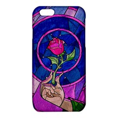 Enchanted Rose Stained Glass iPhone 6/6S TPU Case