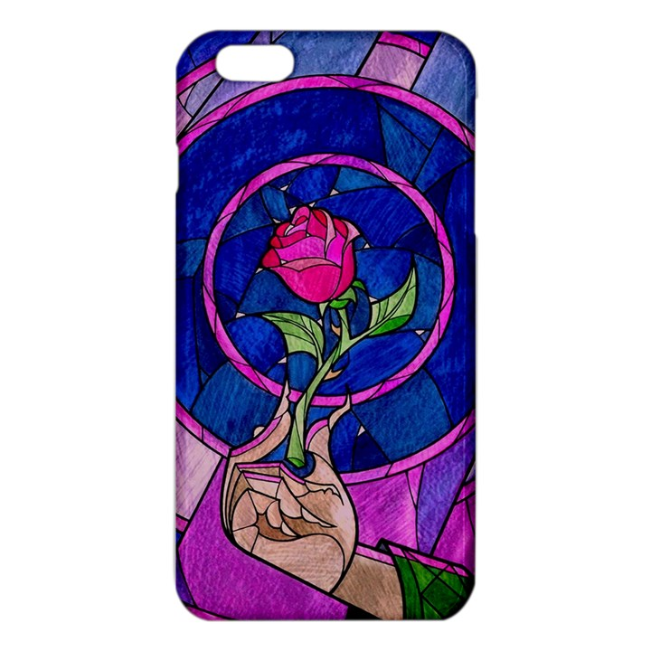 Enchanted Rose Stained Glass iPhone 6 Plus/6S Plus TPU Case