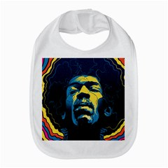 Gabz Jimi Hendrix Voodoo Child Poster Release From Dark Hall Mansion Bib