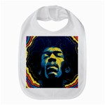 Gabz Jimi Hendrix Voodoo Child Poster Release From Dark Hall Mansion Bib Front