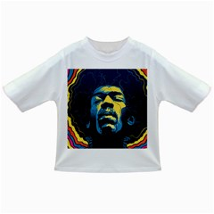Gabz Jimi Hendrix Voodoo Child Poster Release From Dark Hall Mansion Infant/Toddler T-Shirts