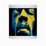 Gabz Jimi Hendrix Voodoo Child Poster Release From Dark Hall Mansion White Mugs Center