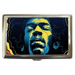 Gabz Jimi Hendrix Voodoo Child Poster Release From Dark Hall Mansion Cigarette Money Cases Front