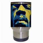 Gabz Jimi Hendrix Voodoo Child Poster Release From Dark Hall Mansion Travel Mugs (White) Center