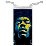 Gabz Jimi Hendrix Voodoo Child Poster Release From Dark Hall Mansion Jewelry Bags Front