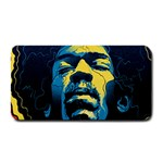 Gabz Jimi Hendrix Voodoo Child Poster Release From Dark Hall Mansion Medium Bar Mats 16 x8.5 Bar Mat - 1
