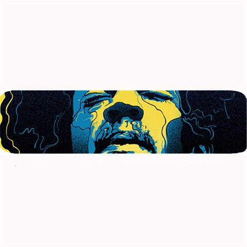 Gabz Jimi Hendrix Voodoo Child Poster Release From Dark Hall Mansion Large Bar Mats