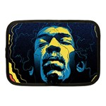 Gabz Jimi Hendrix Voodoo Child Poster Release From Dark Hall Mansion Netbook Case (Medium)  Front