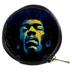 Gabz Jimi Hendrix Voodoo Child Poster Release From Dark Hall Mansion Mini Makeup Bags Front