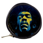 Gabz Jimi Hendrix Voodoo Child Poster Release From Dark Hall Mansion Mini Makeup Bags Back