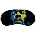 Gabz Jimi Hendrix Voodoo Child Poster Release From Dark Hall Mansion Sleeping Masks Front