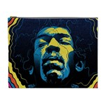 Gabz Jimi Hendrix Voodoo Child Poster Release From Dark Hall Mansion Cosmetic Bag (XL) Front