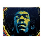 Gabz Jimi Hendrix Voodoo Child Poster Release From Dark Hall Mansion Cosmetic Bag (XL) Back
