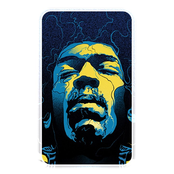 Gabz Jimi Hendrix Voodoo Child Poster Release From Dark Hall Mansion Memory Card Reader