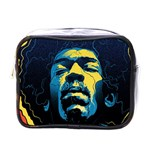 Gabz Jimi Hendrix Voodoo Child Poster Release From Dark Hall Mansion Mini Toiletries Bags Front
