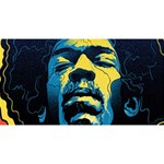 Gabz Jimi Hendrix Voodoo Child Poster Release From Dark Hall Mansion Magic Photo Cubes Long Side 1