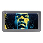 Gabz Jimi Hendrix Voodoo Child Poster Release From Dark Hall Mansion Memory Card Reader (Mini) Front