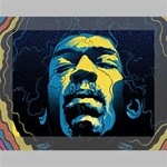 Gabz Jimi Hendrix Voodoo Child Poster Release From Dark Hall Mansion Deluxe Canvas 16  x 12   16  x 12  x 1.5  Stretched Canvas