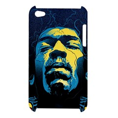 Gabz Jimi Hendrix Voodoo Child Poster Release From Dark Hall Mansion Apple iPod Touch 4