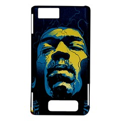 Gabz Jimi Hendrix Voodoo Child Poster Release From Dark Hall Mansion Motorola DROID X2