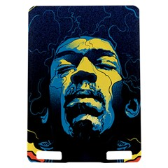 Gabz Jimi Hendrix Voodoo Child Poster Release From Dark Hall Mansion Kindle Touch 3G