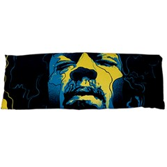 Gabz Jimi Hendrix Voodoo Child Poster Release From Dark Hall Mansion Body Pillow Case (Dakimakura)