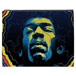 Gabz Jimi Hendrix Voodoo Child Poster Release From Dark Hall Mansion Cosmetic Bag (XXXL)  Front