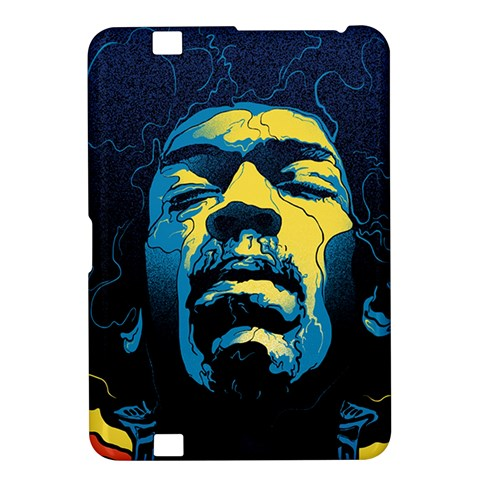 Gabz Jimi Hendrix Voodoo Child Poster Release From Dark Hall Mansion Kindle Fire HD 8.9