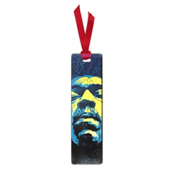 Gabz Jimi Hendrix Voodoo Child Poster Release From Dark Hall Mansion Small Book Marks