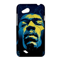 Gabz Jimi Hendrix Voodoo Child Poster Release From Dark Hall Mansion HTC Desire VC (T328D) Hardshell Case