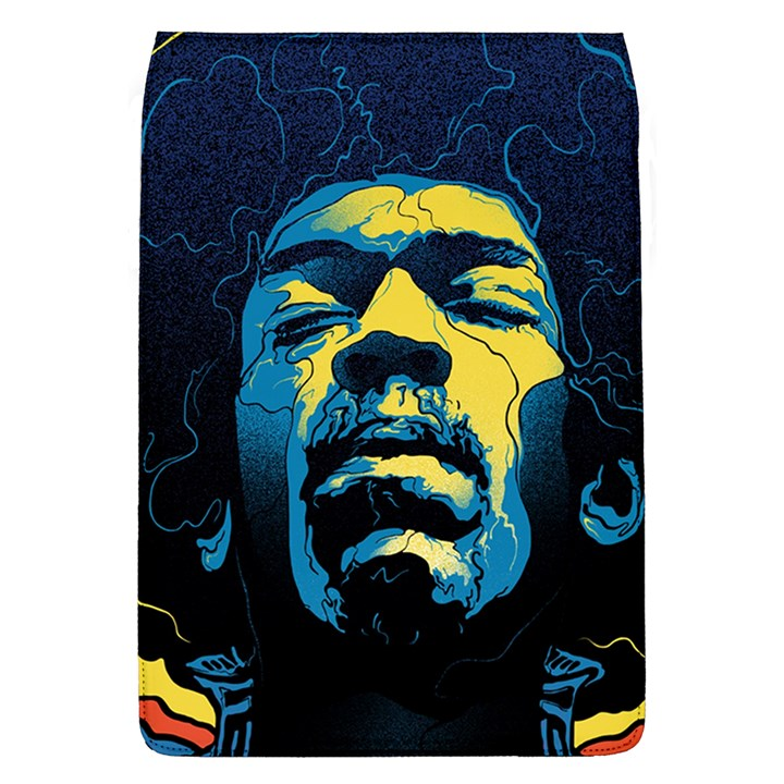 Gabz Jimi Hendrix Voodoo Child Poster Release From Dark Hall Mansion Flap Covers (L)